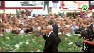 Джордж Клуни баллотируется в президенты США. Шоумания, 16.10.2014
