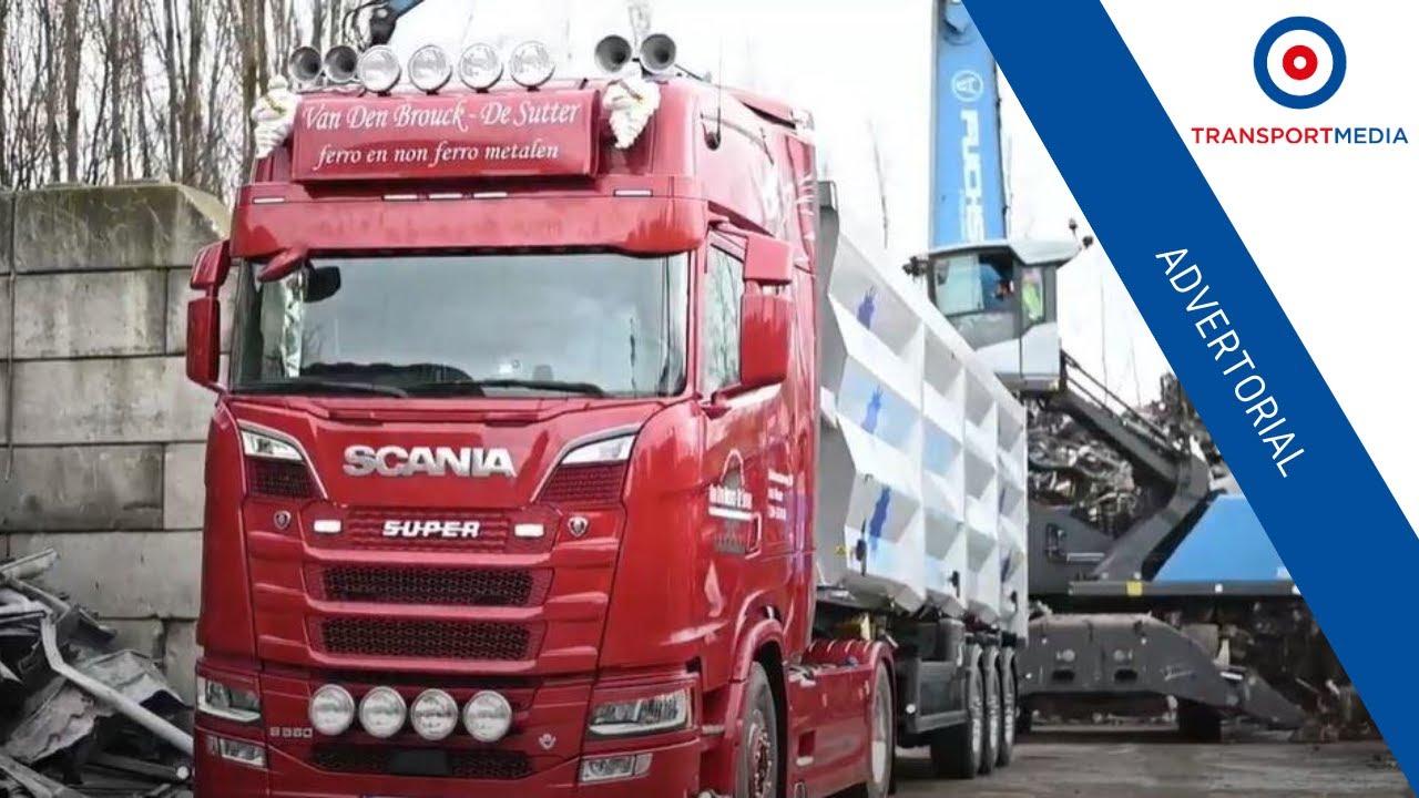 [VIDEO] Les chauffeurs de Van Den Brouck – De Sutter choisissent Scania