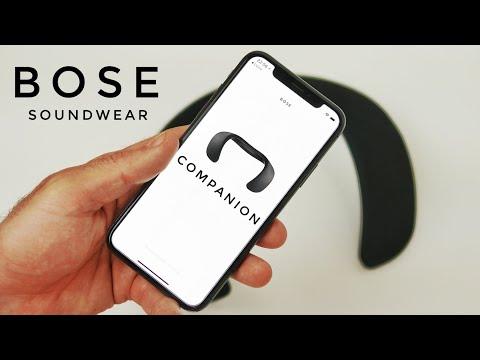 Bose Diffusore SoundWear Companion la musica da indossare!
