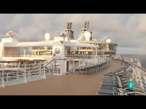 Comida a lo grande: El crucero ms grande del mundo
