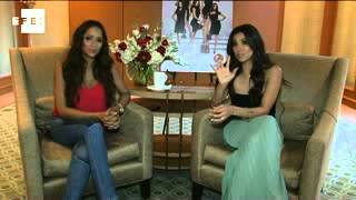 Eva Longoria lleva cinco criadas latinas a Beverly  Hills