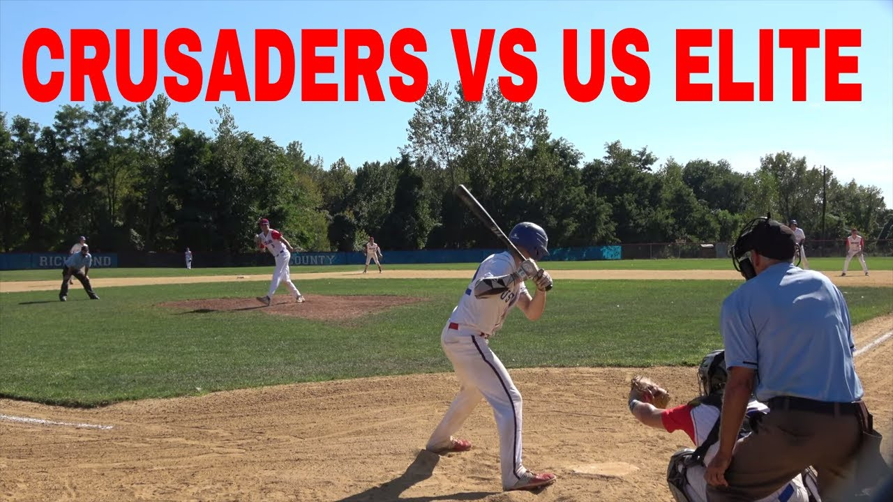 Mvp beast american vs crusaders baseball club