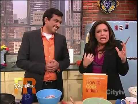 Sanjeev Kapoor on The Rachael Ray Show