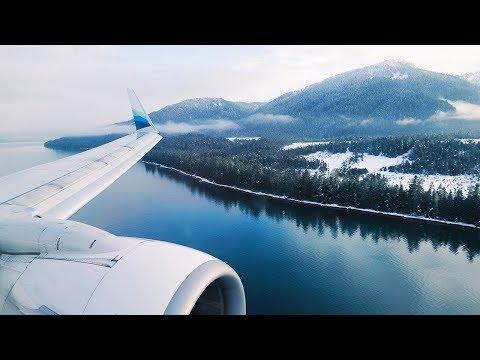 Flying On Alaska's Milk Run