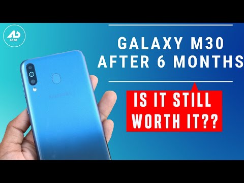 SAMSUNG GALAXY M30 Review 6 Months Later. Is It Still Worth It?