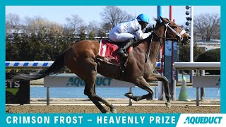 Crimson Frost - 2020 -The Heavenly Prize