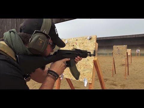 'Kabul' Range with AKM 'JACK' 7.62x39mm