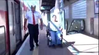 נגישות התחבורה הציבורית בישראל 2013