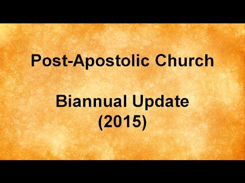 Biannual Update 2015