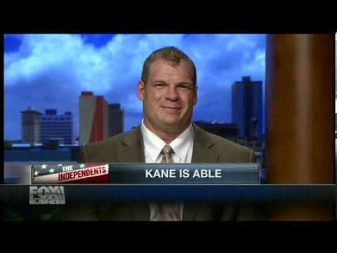 Glenn 'Kane' Jacobs: Why I Became A Libertarian