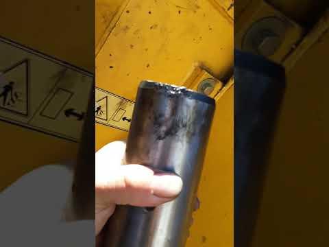 Ремонт сочленения на погрузчике xcmg LV500F
