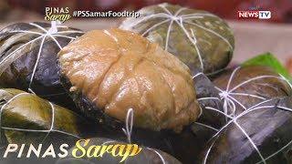 Pinas Sarap: Binagol, ang kakanin ng mga Samarnon