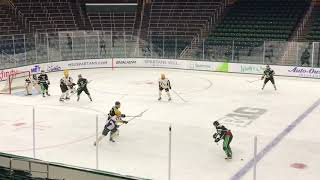 2-17-18 vs Grand Ledge at MSU (clip 1)