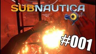 [HU] SUBNAUTICA #001- Új videó?! Nem áprilisi tréfa 0_0