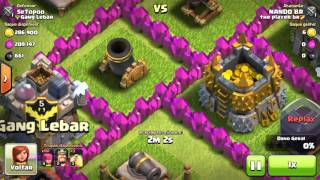 Clash of clans - #1 (Farmando elixir negro)