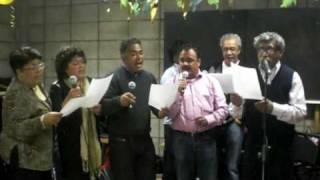 Broers&Zussen Wuarbanaran zingen voor hun adik bongso