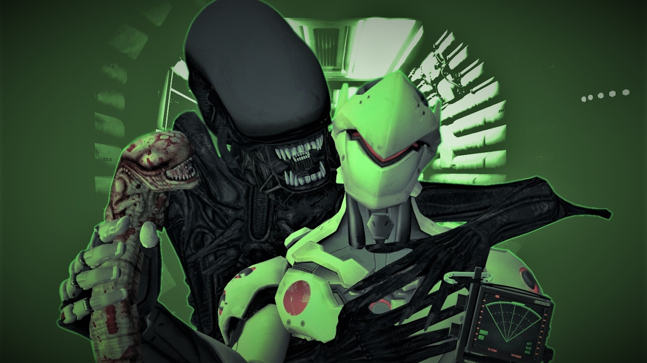 Xenomorph And Human Fanfiction