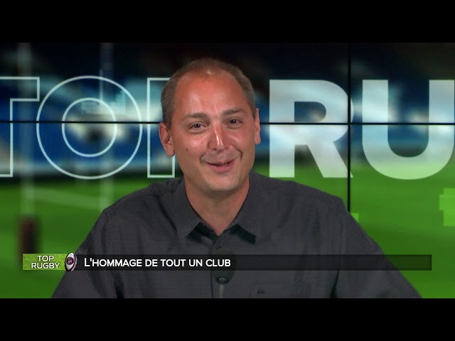 TOP Rugby   Baptiste Serin