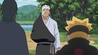 Боруто и Саске встретили Данзо в аниме Наруто/Саске рассказал, что стало с кланом Учиха/ Боруто 172