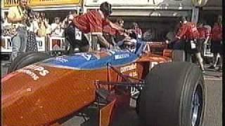 Demo Jos Verstappen Arrows Hart - Marlboro Masters Zandvoort 1996