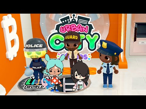 Urban City Stories & Toca Life World | Epic Mix (Android Gameplay) | Cute Little Games