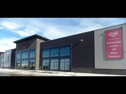 Central Alberta Co-op's Newest Grocery Store In Timberlands