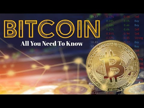 Bitcoin - All You Need To Know Before Investing In Bitcoin (2019) | Eduonix