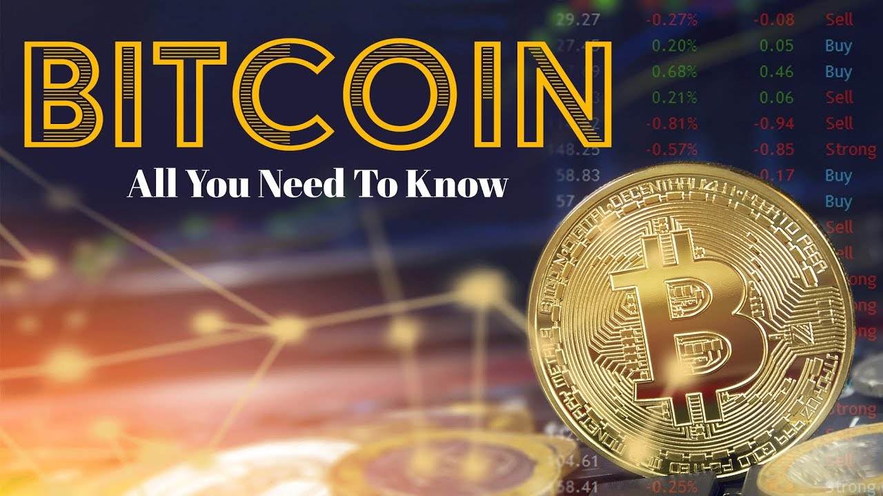 everything you need to know before investing in cryptocurrency