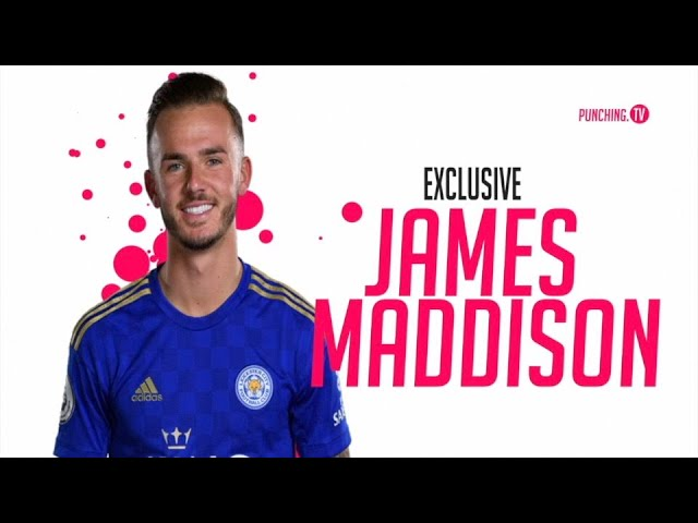 GNSS James Maddison Exclusive Interview