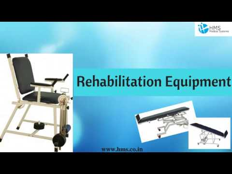 Rehabilitation Equipments In Chennai | Medical Rehabilitation Equipments In Tamilnadu, India