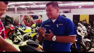 DUCATI Streetfighter 848 - Handover (Naza Bikers Dream)