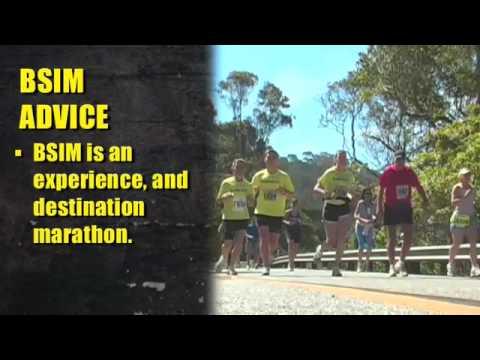 Big Sur Marathon Video Tour  -  Part 3