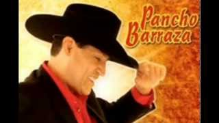 Pancho Barraza, se acabo el amor