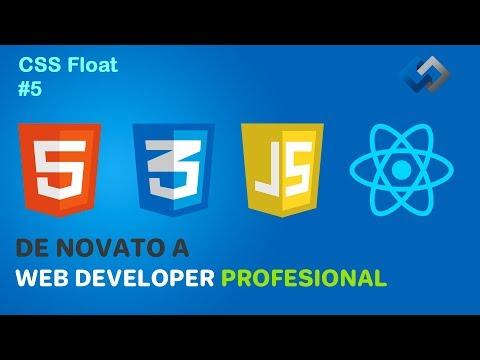 De Novato a Web Developer Profesional - CSS Float #5