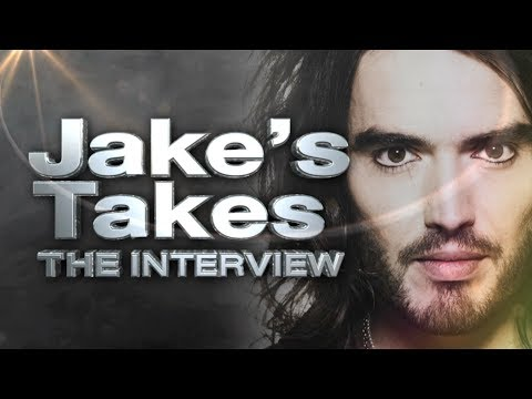 Russell Brand Interview for THE MESSIAH COMPLEX