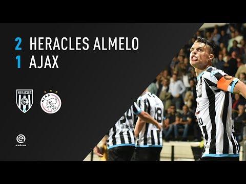 Heracles Almelo - Ajax 2-1 | 12-08-2017 | Samenvatting