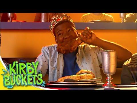 Кирби Бакетс - Серия 14 - Взлет и падение Cредневековья   подростковый сериал Disney