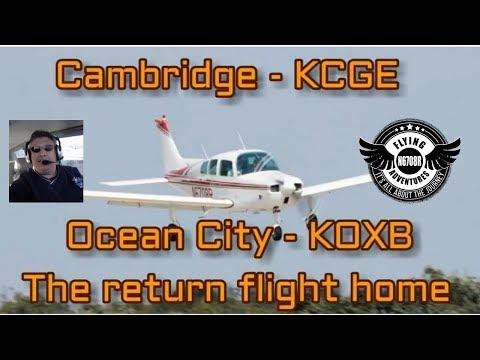 Cambridge MD - KCGE to Ocean City - KOXB