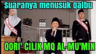 Download lagu Muncul lagi Qori cilik Santri MQ AL-MU'MIN | Azmi Hipdudin suara nya...