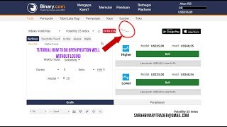 5 ticks trading strategy, Profit $32.000 in 4 minutes, 11 Time OP no Loss, BINARY.COM
