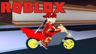 NEVER USE ROCKET FUEL ON THIS BIKE ON JAILBREAK-ROBLOX