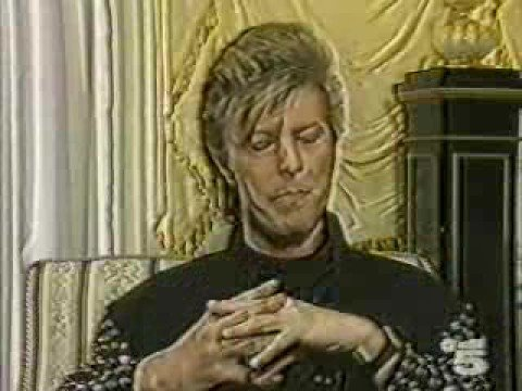 Kay Rush - Interview with David Bowie (part 1)