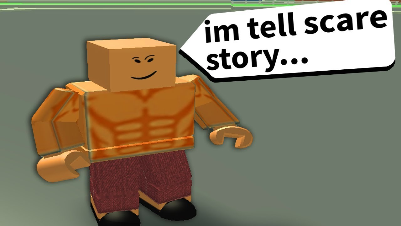Uh Oh Roblox Didn T Want Anyone To Find This Story Youtube