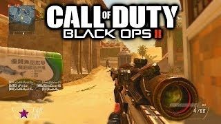 Black Ops 2 GUN GAME #1 with Vikkstar