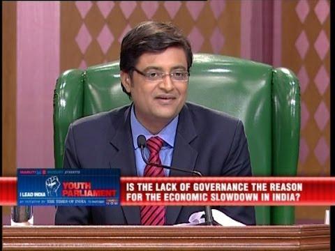 The Youth Parliament debate - Economics Debate - Full Debate