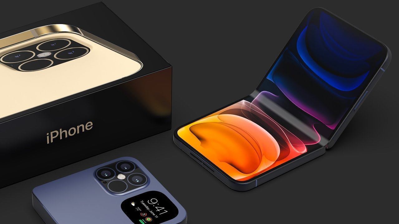 iPhone Fold, iPhone 12, iPhone OS 14, Apple Glasses & More Leaks ...