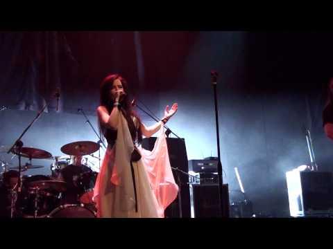 Sirenia - Meridian (Live in Thessaloniki 10/04/2010)