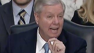 Lindsey Graham DESTROYS TRUMP: I WORRIED HE'D PICK