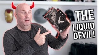 Powercolor RX 5700 XT Liquid Devil Evil Unboxing