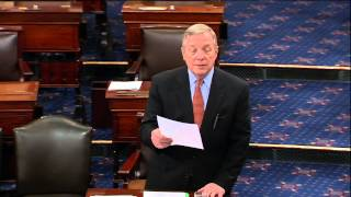 Durbin: Increasing Federal Funding For Medical Research Should Be A National Priority